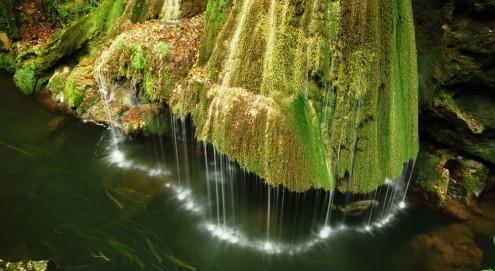 Cascada Bigar - unica in lume!