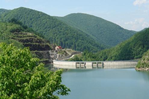 Barajul Poiana Rusca