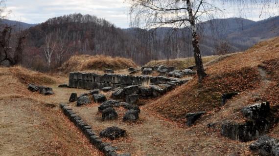 Zidul dacic - Murus dacicus v.4