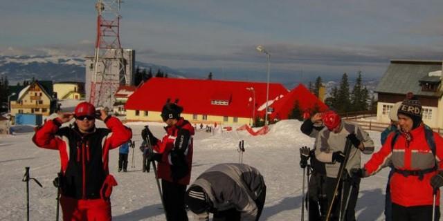 Paring - Tabara de ski (2010)