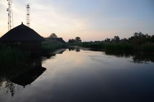Green Village in Delta Dunarii