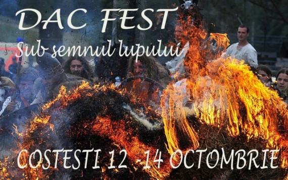 Dac Fest 2012 - sub semnul lupului