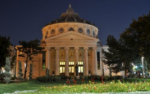 Noaptea prin Bucuresti
