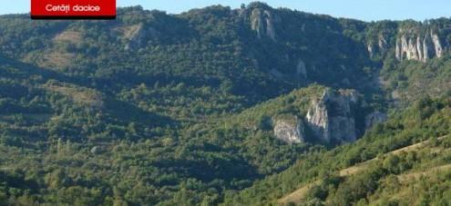 Cetatea dacica de la Ardeu