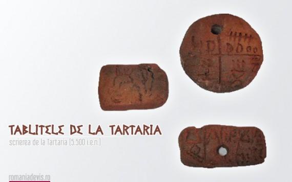Scrierea de la Tartaria